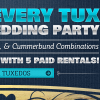 $45 Off Every Tux in Your Wedding Party