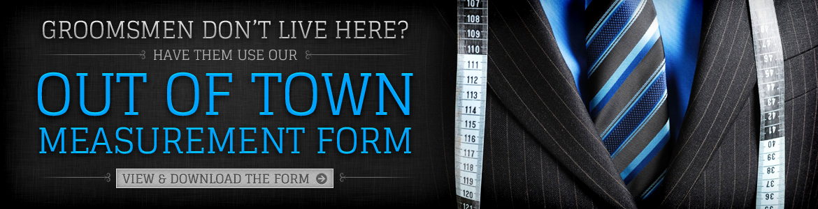 Out of Town Measurement Form